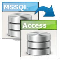 Viobo MSSQL to Access Data Migrator