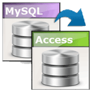 Viobo MySQL to Access Data Migrator