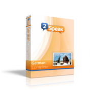 2Speak German Complete