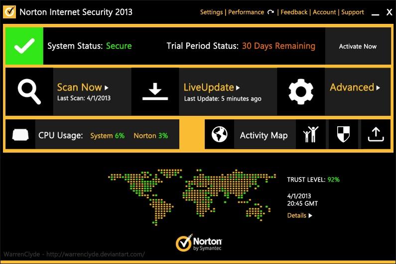 Buy Norton Internet Security 2014
